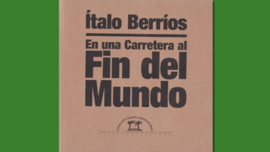 """Photo of El yo es un relato, no es algo real. Acerca de """"En una carretera al fin del mundo"""""""