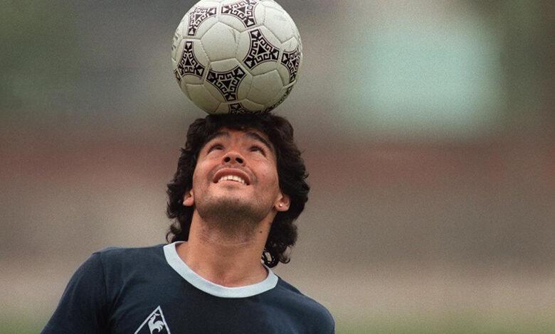 Photo of Diego Armando Maradona fallece a los 60 años