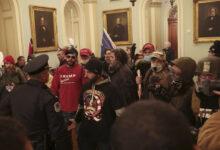 Photo of Adherentes de Trump se toman el Capitolio en Estados Unidos