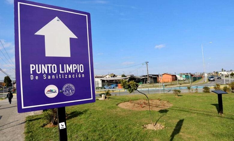 Photo of Municipio de Puerto Montt suma nuevos puntos limpios para incentivar lavado de manos