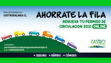 """Photo of """"Ahórrate la fila"""": Invitan a pagar permiso de circulación  de forma ONLINE"""