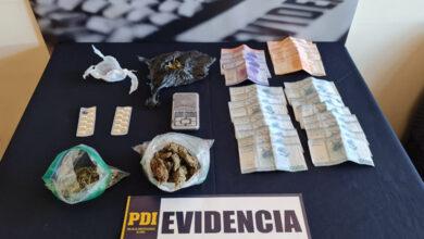 """Photo of Detiene a mujer que comercializaba marihuna mediante """"Delivery"""" en Castro"""