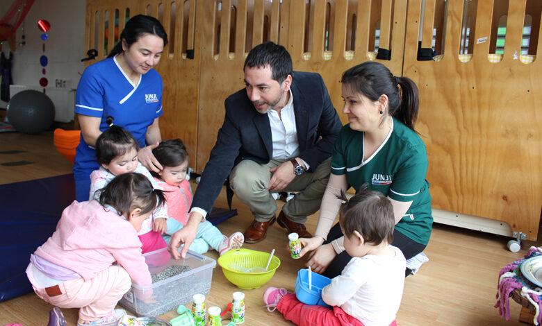Photo of JUNJI prepara retorno presencial a los Jardines Infantiles