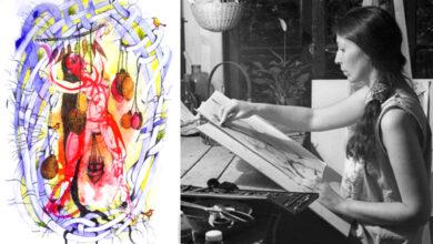 Photo of Verónica Mühr Munchmeyer, pintora y escultora