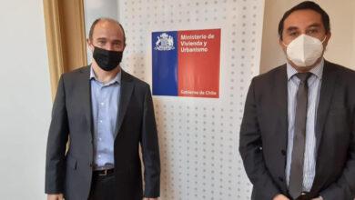 Photo of Alcalde Vargas destaca reunión con Subsecretario del Ministerio de Vivienda y Urbanismo