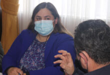 Photo of Alcaldesa de Curaco de Vélez sostendrá intensa agenda de trabajo en Santiago