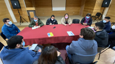 Photo of Comenzó mesa de trabajo entre Quinchao y Curaco de Vélez