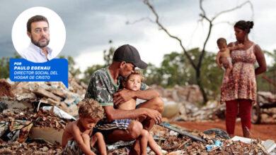 Photo of La pobreza extrema se extrema