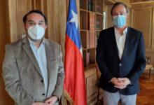 """Photo of Ministro de Vivienda selló su compromiso con proyecto """"Altos de Ñida"""""""