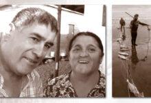 Photo of PERSONAJES ENJUNDIOSOS: Víctor Chodil Chodil y Elena Márquez Chodil – La pesca de la corvina en Cucao