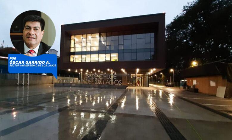 Photo of Universidad de Los Lagos: Universidad de Avanzada