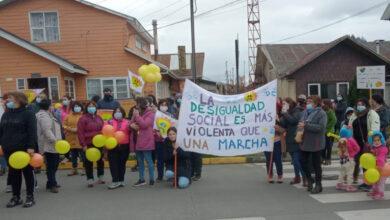 Photo of Chonchi: comunidad educativa de la Escuela Amanecer protestan por mejoras en deteriorada infraestructura